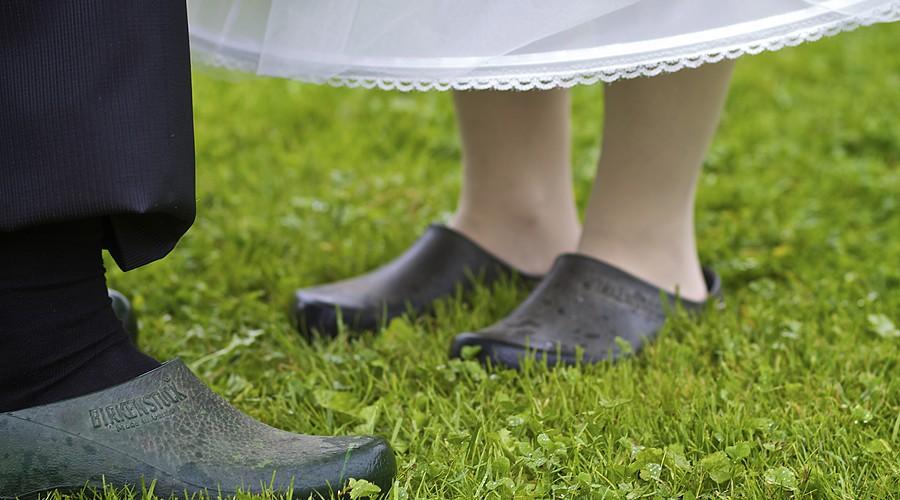 Hochzeit in Pokrent
