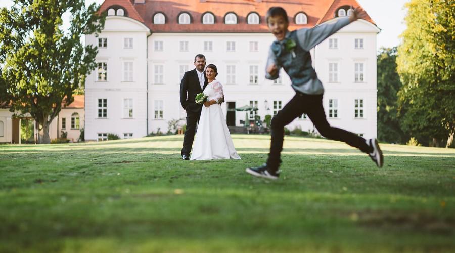 Hochzeit in Wedendorf